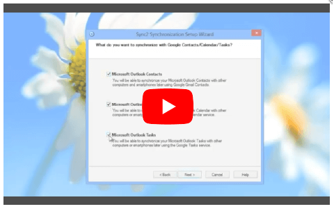 How to Synchronize Gmail with Outlook
